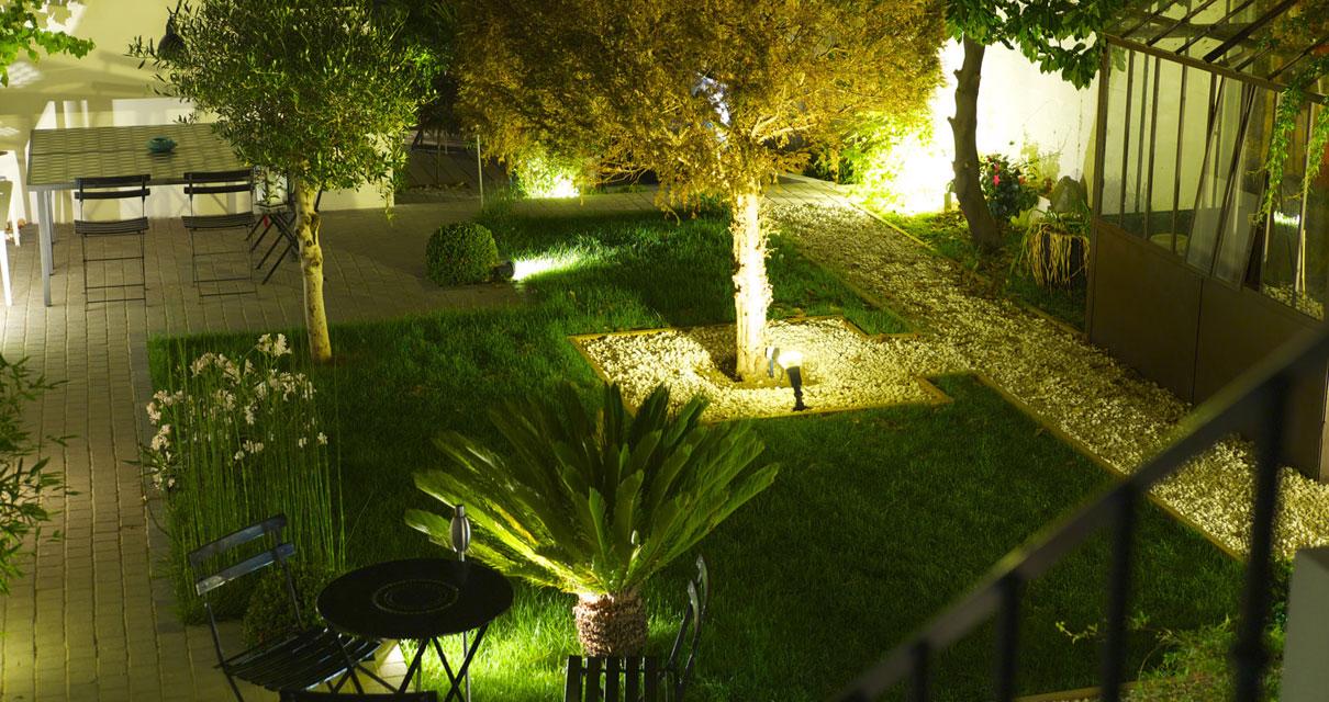 Chambre d h tes du jardin villa du square for Les jardins de villa paris