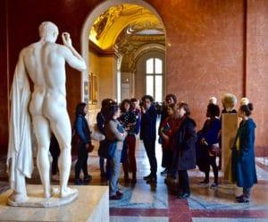 visite Louvre